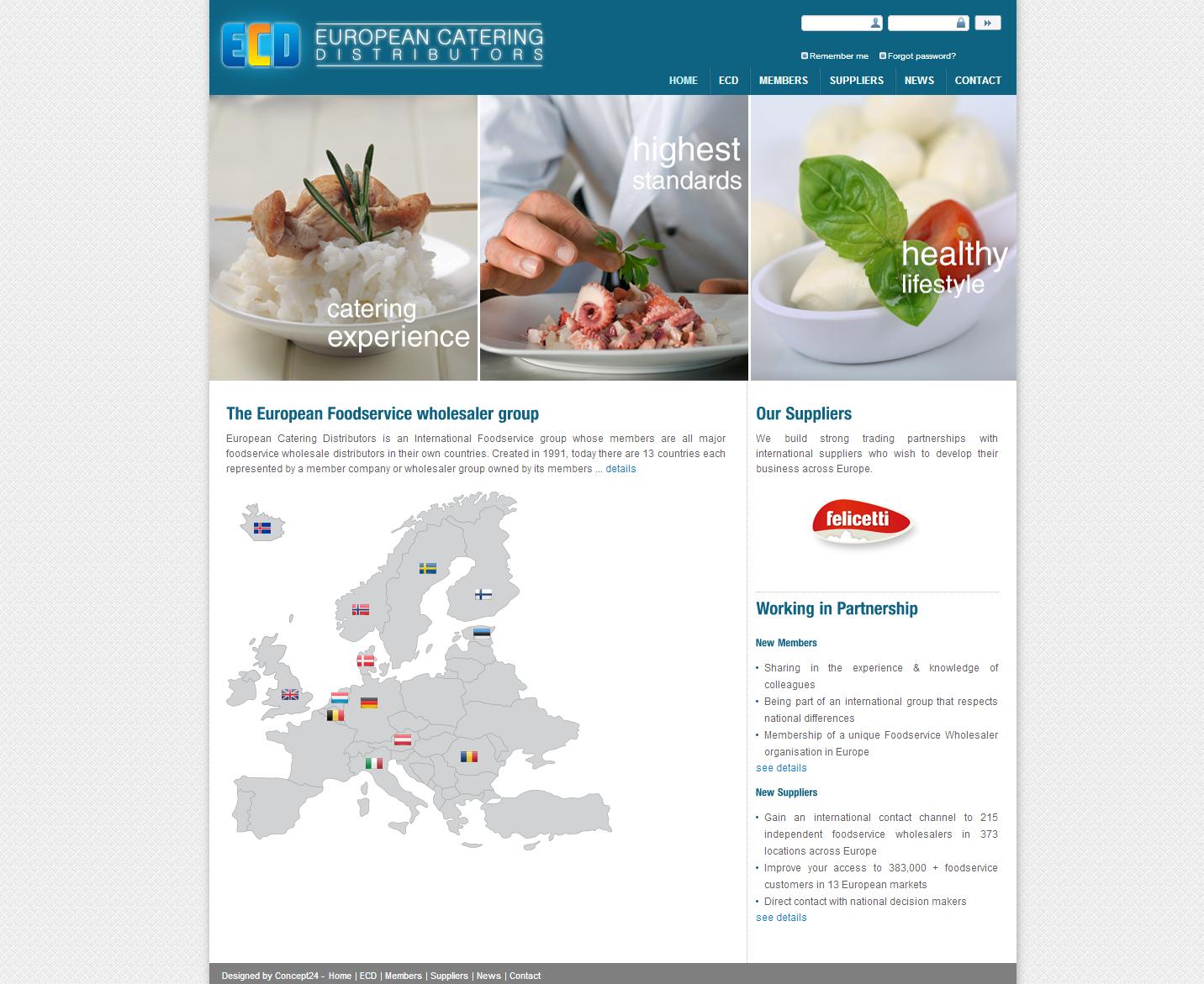 European Catering Distributors